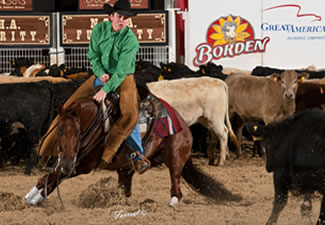 Cats Sugarshine - 2010 NCHA Futurity