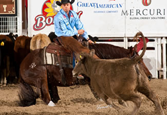 Reycy Moon - 2010 NCHA Futurity
